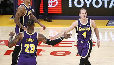 Los Angeles LA Lakers