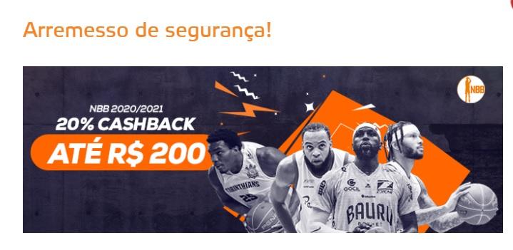 cashback NBB - Betmotion Brasil
