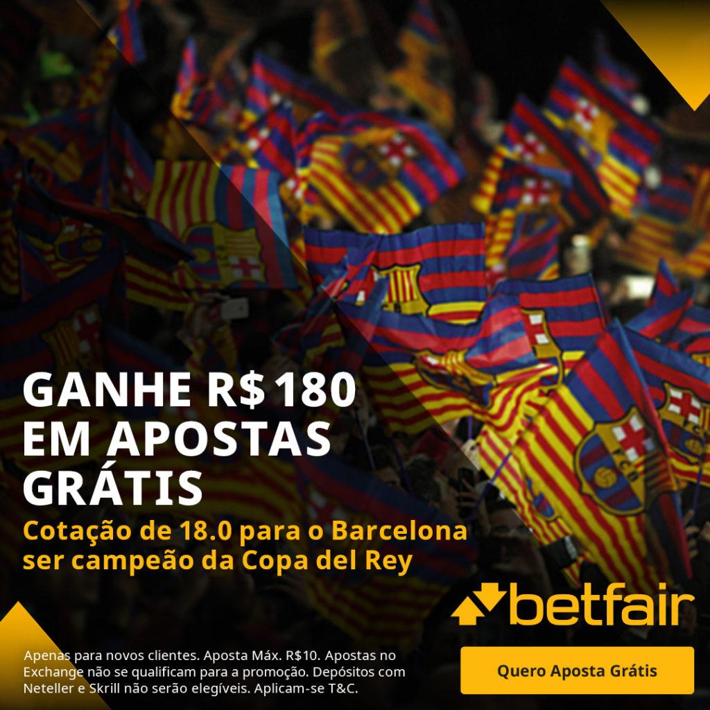 Betfair Super Preço - Copa del Rey