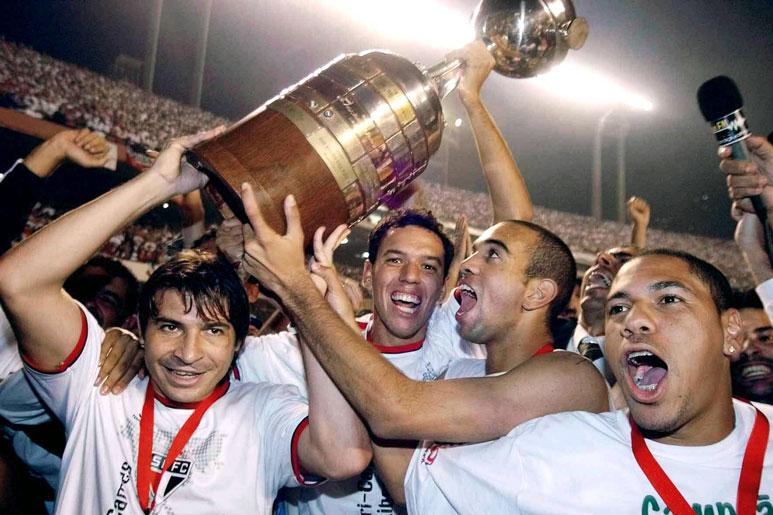 Campeões da libertadores São Paulo