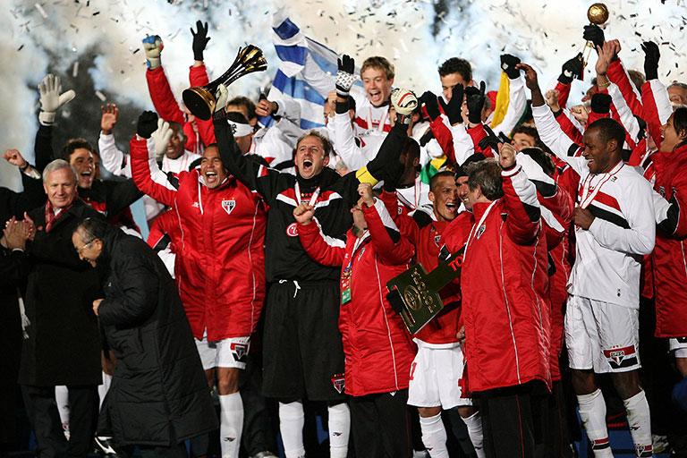 Campeões mundiais São Paulo
