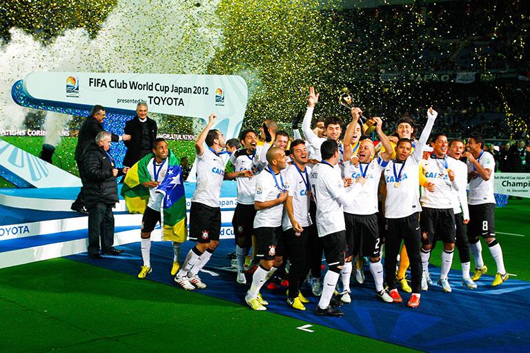 Campeões mundiais Corinthians