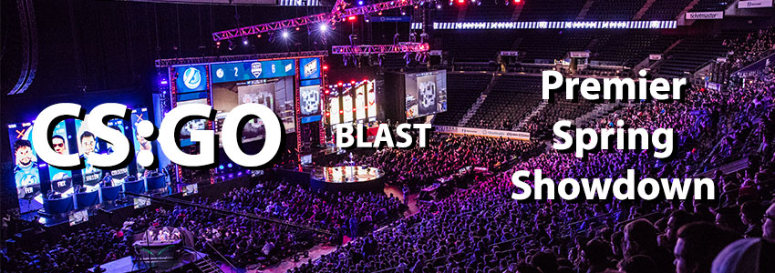 CSGO Blast Premiere Spring Showdown
