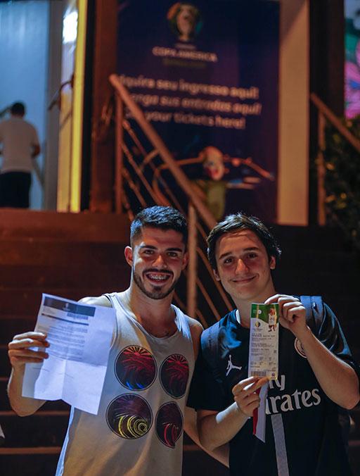 Torcedores (Brasil) 12.06.2019