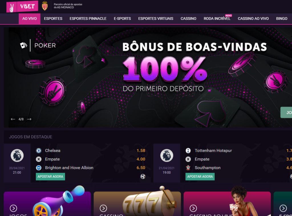 Website Vbet