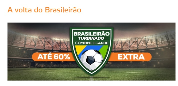 Betmotion Brasil - Brasileirão com Bônus