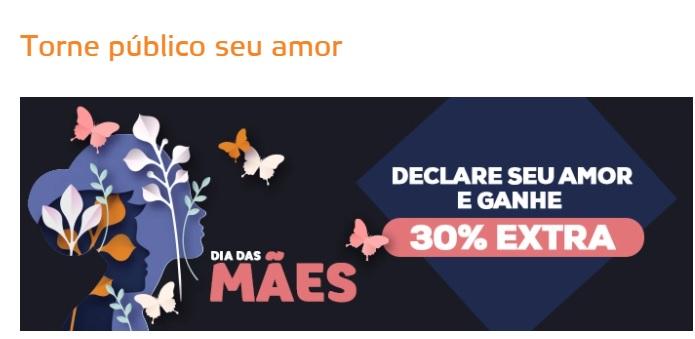 Betmotion Brasil - Dia das Mães