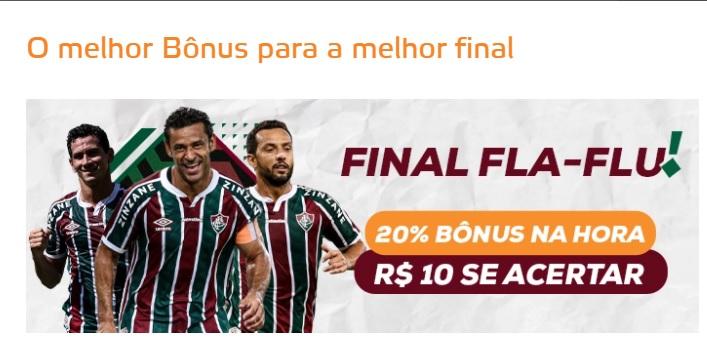 Betmotion Brasil - Final Fla-Flu