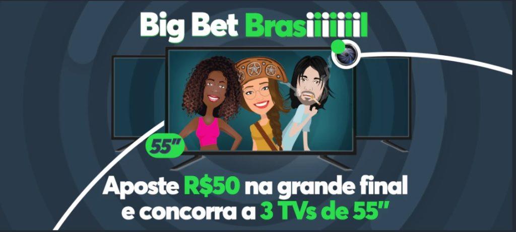 Sportsbet.io Brasil - Final BBB 21