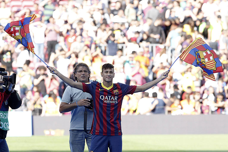 Neymar Gols Barcelona