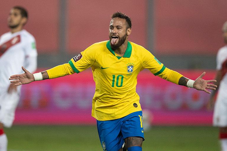 Neymar Gols Brasil
