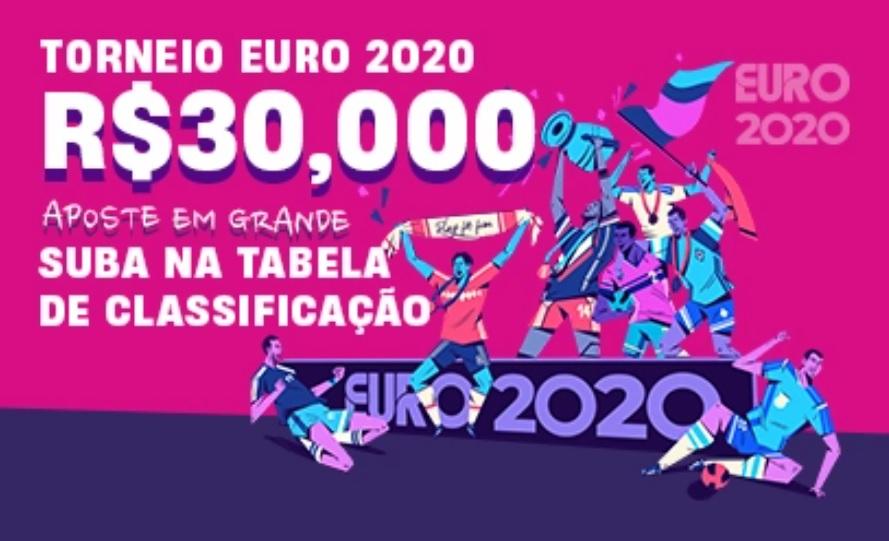 VBET Brasil - Torneio Euro 2020