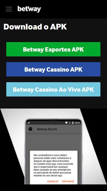 Betway App Apk