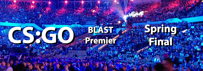 CS GO Blast Premier Spring Finals