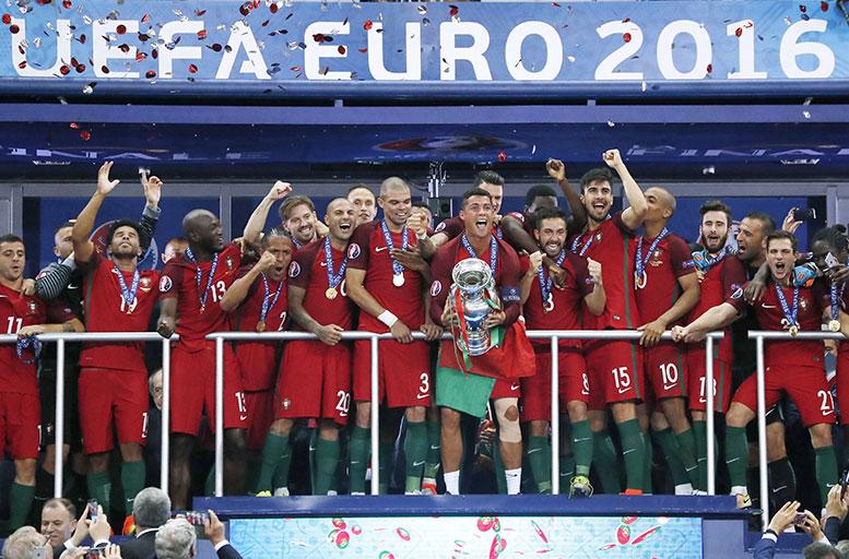 Curiosidade Eurocopa