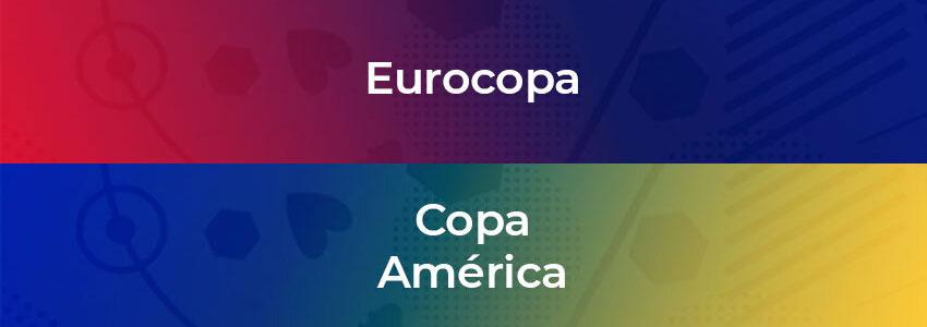Eurocopa x Copa América