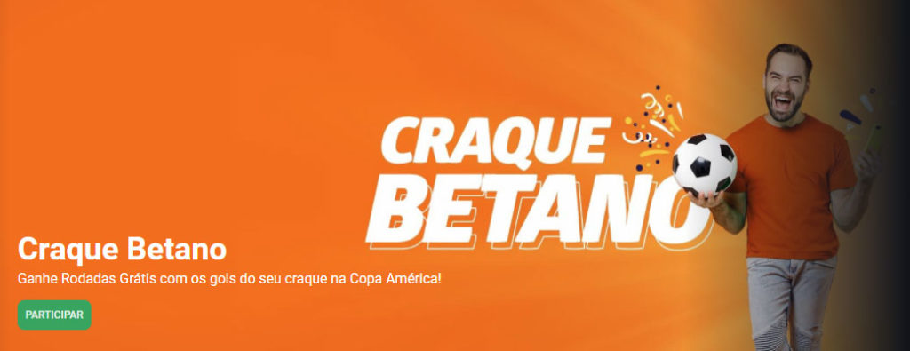 Promoção Craque Betano
