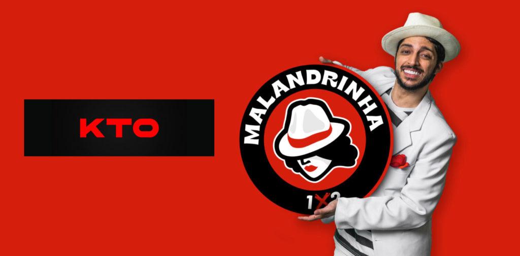Kto promoção Malandrinha