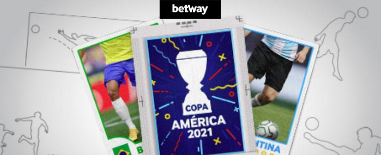 Promoção Betway Copa América