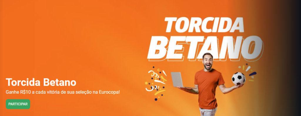Promoção Torcida Betano