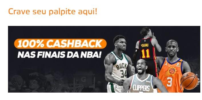 Betmotion Brasil - Cashback Finais NBA