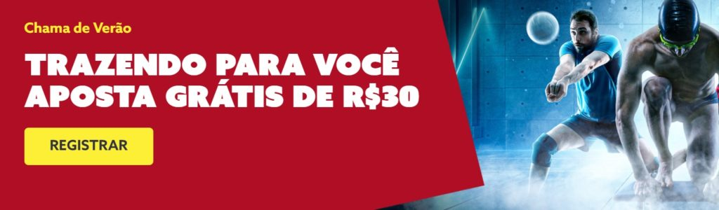 FunBet Brasil - aposta grátis de R$30