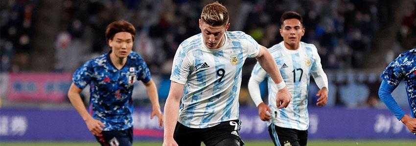 Argentina Seleção Olímpica U23