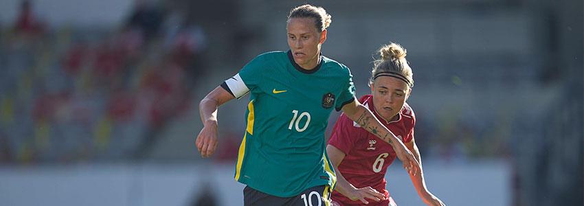 Austrália Seleção Olímpica Feminina