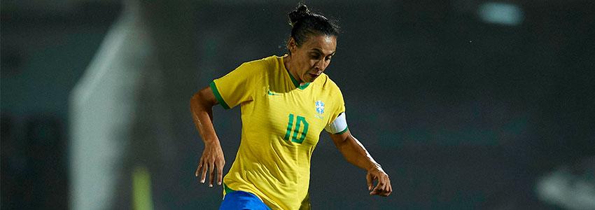 Brasil Seleção Olímpica Feminina