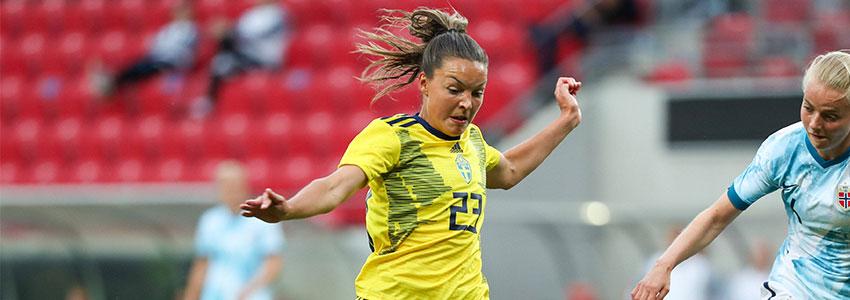 Suécia Seleção Olímpica Feminina