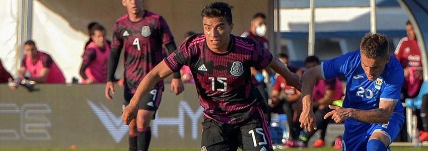 México Seleção Olímpica U23