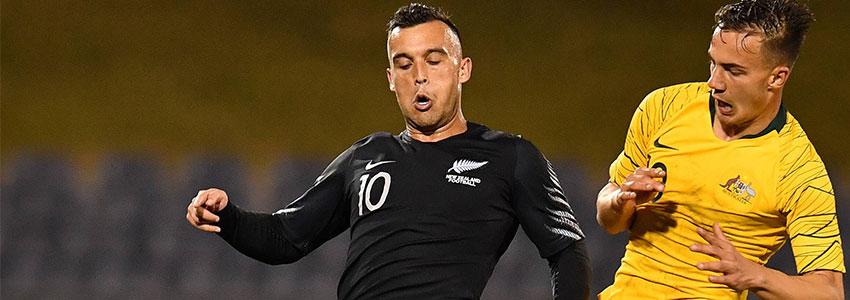 Nova Zelândia Seleção Olímpica U23