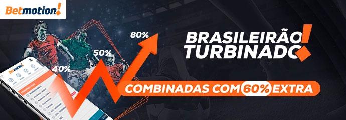 Promoção Betmotion Brasileirão