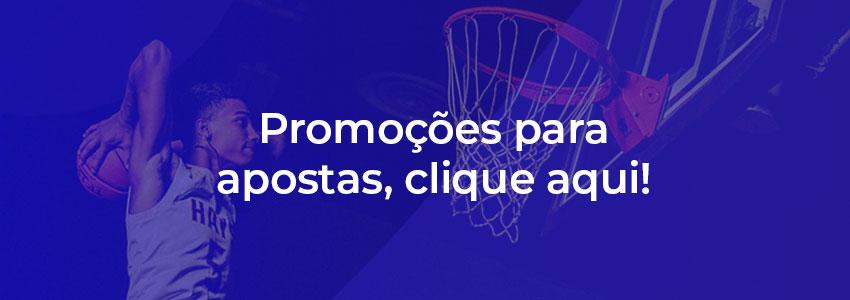 Promoções de apostas para Basquete