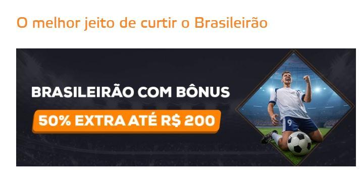 Betmotion Brasil - bônus 50% até R$200