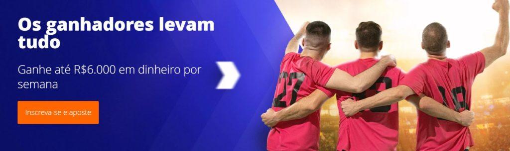 Betsson Brasil - promoção