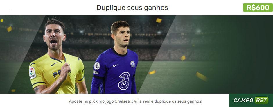 Promoção CampoBet Super Copa da UEFA