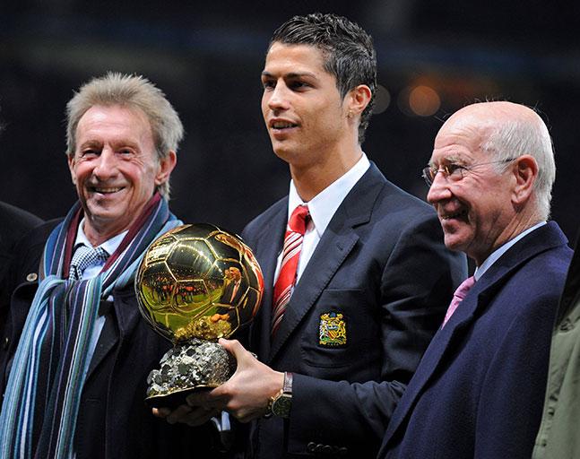 Cristiano Ronaldo Gols Manchester United