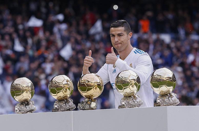 Cristiano Ronaldo Gols Real Madrid