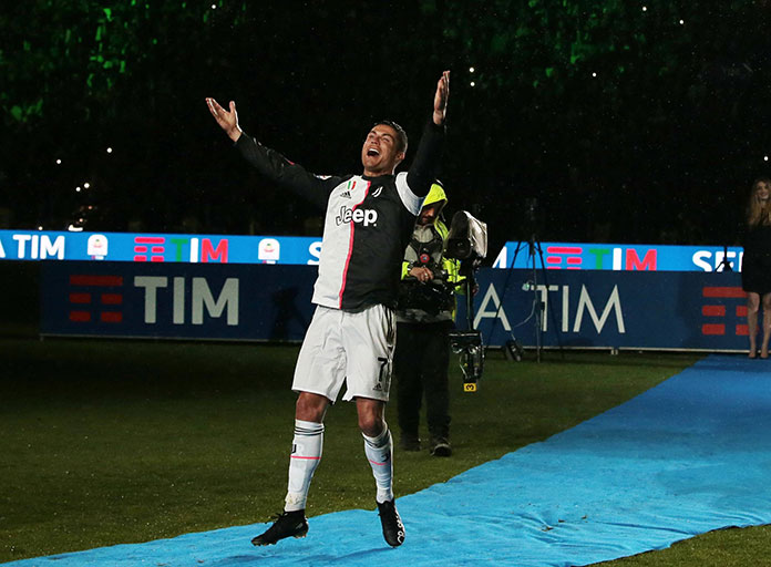 Cristiano Ronaldo Gols Juventus