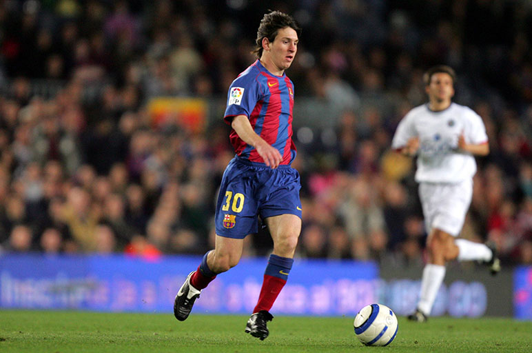 Lionel Messi Gols Barcelona