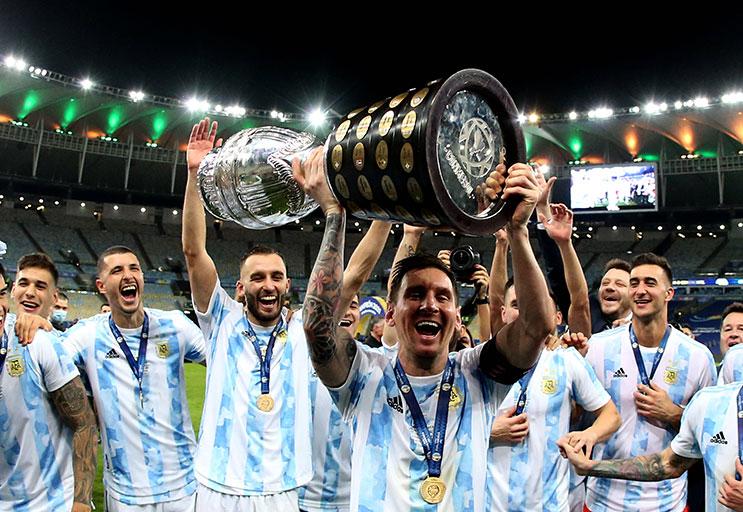 Lionel Messi Gols Argentina