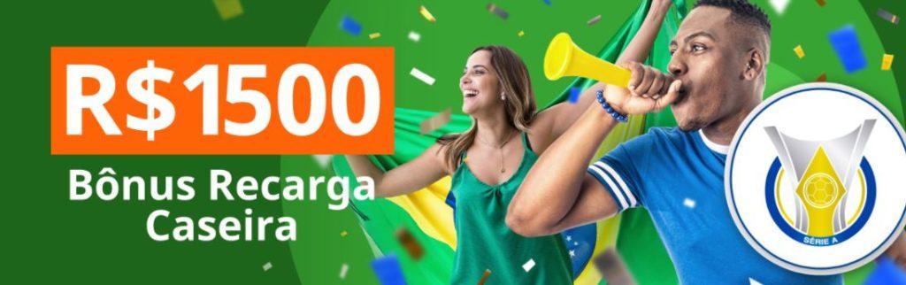Bet9 Brasil - Bônus recarga