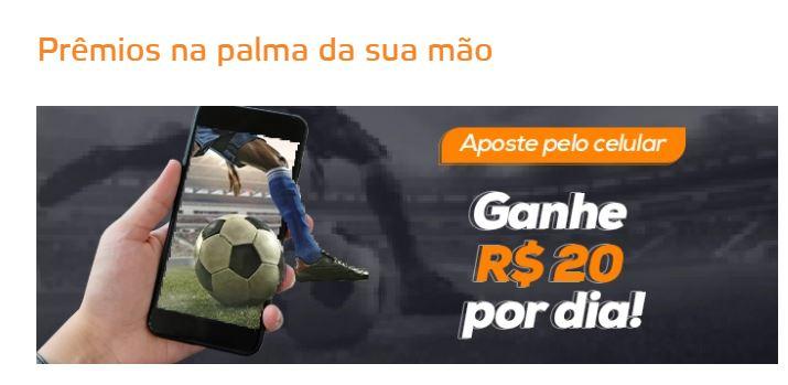Betmotion Brasil - Ganhe R$20 de bônus