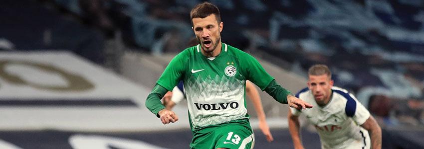 Maccabi Haifa 21-22