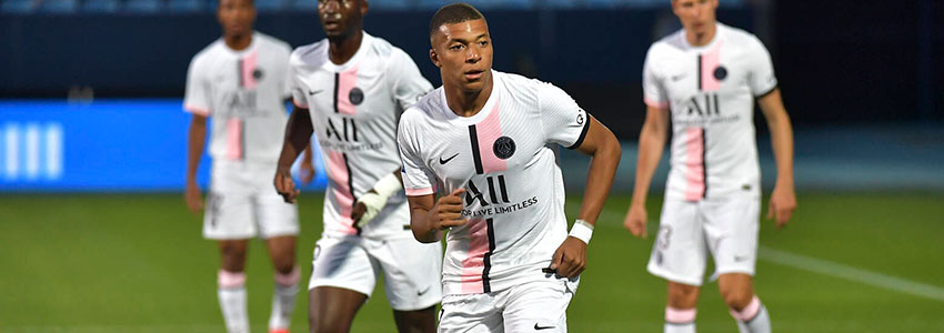 Paris Saint-Germain 21-22