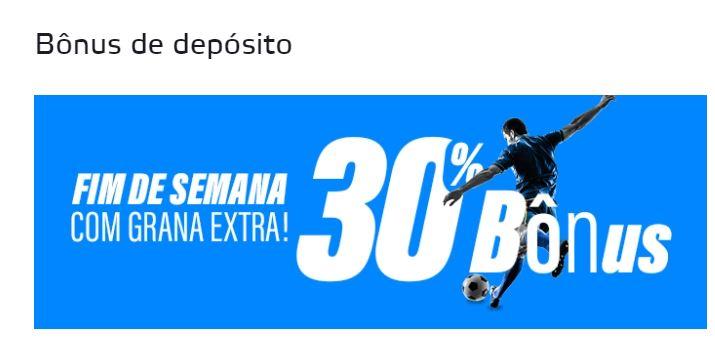 Betmotion Brasil - bônus 30% sem limite